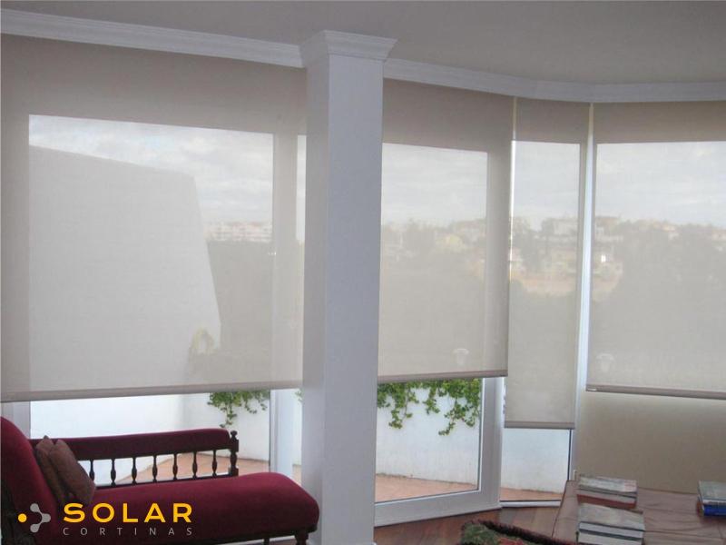 Cortina Roller Sun Screen