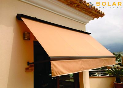 Toldo Brazon con Tension