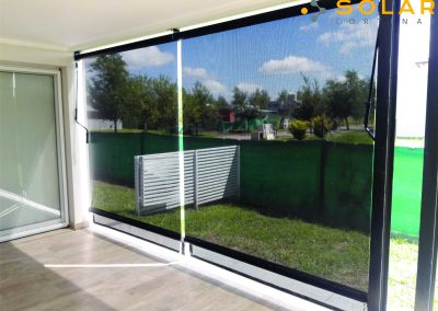 Toldo vertical Screen