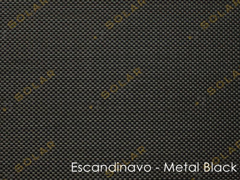 escandinavo metal black